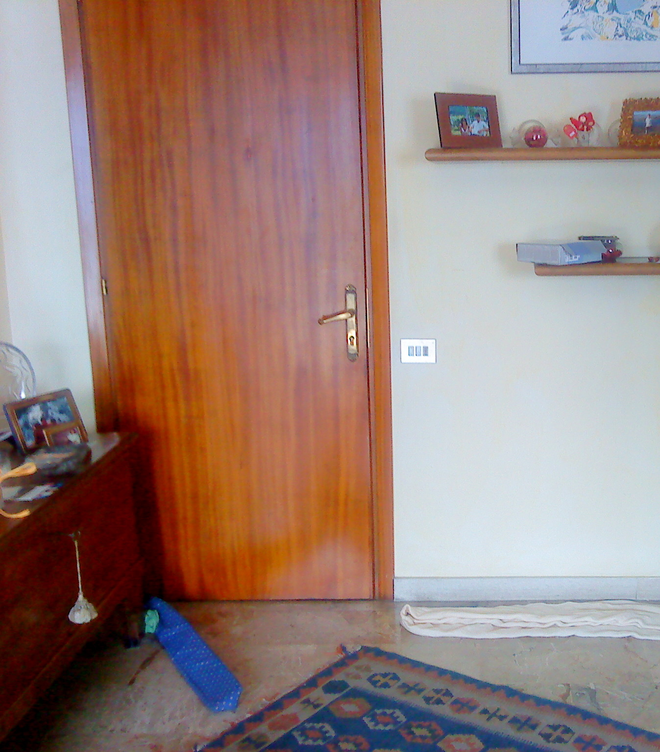 Entrance before picasa