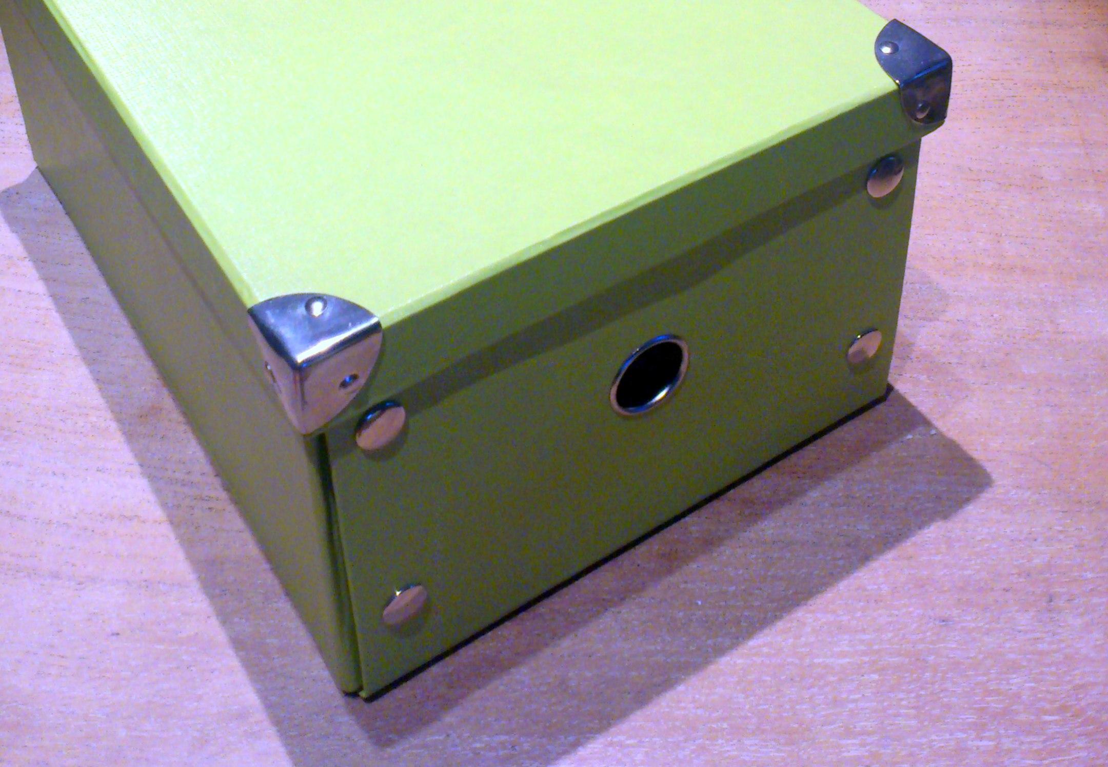 shoe box picasa