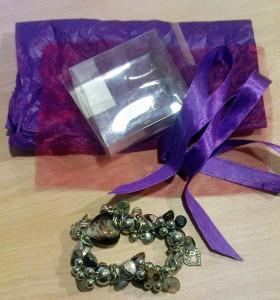 bangle wrapping